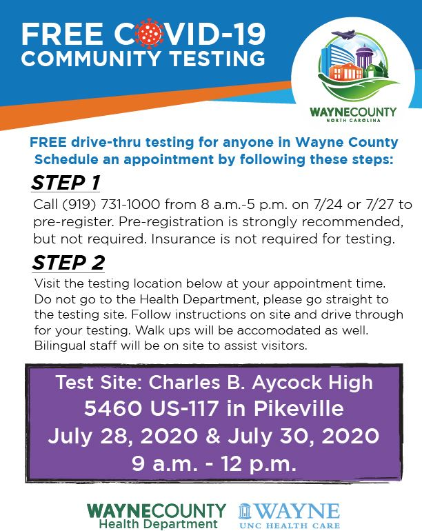 Community Testing Pikeville